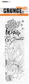 STAMPSL496 - Studio Light - Clear Stamp - Grunge Collection - nr.496