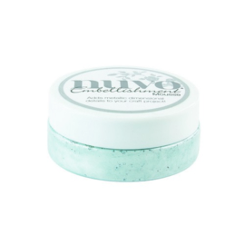 Nuvo embellishment mousse - powder blue 820N