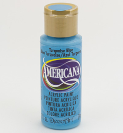 Turquoise Blue DA268  59 ml