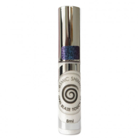 Cosmic shimmer opal blaze touch tip Sapphire grape