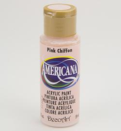 Pink Chiffon DA192-3