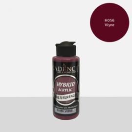 Cadence Hybride acrylverf (semi mat) Kers 01 001 0056 0120 120 ml 301200/0056