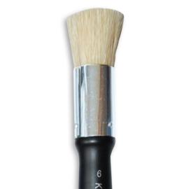 Stamperia Stencil Brush Size 06 (KR48)