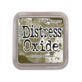 Ranger Distress Oxide Ink Pad -  Forest Moss TDO55976