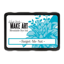Ranger MAKE ART Dye Ink Pad Forget-Me-Not WVD64329 Wendy Vecchi