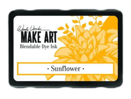 Ranger MAKE ART Dye Ink Pad Sunflower WVD62653 Wendy Vecchi 5,8x8,3cm