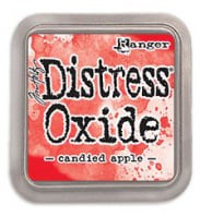 Ranger Distress Oxide Ink Pad- Candied Apple TDO55860