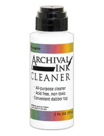 Archival cleaner INK58939