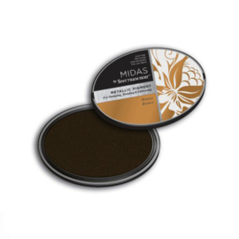 Spectrum Noir Inktkussen - Midas Metallic - Bronze