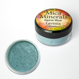 Mica Minerals – Alpine Blue