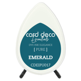Card Deco Essentials Fade-Resistant Dye Ink Emerald  CDEIPU017