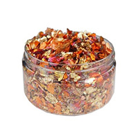 Cosmic Shimmer Gilding Flakes Red Blaze 100 ml