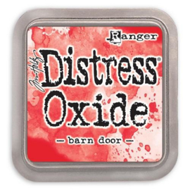 Ranger Distress Oxide Ink Pad - Barn Door TDO55808