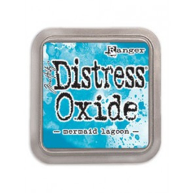 Ranger Distress Oxide Ink Pad - Mermaid Lagoon TDO56058