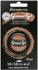 Stamperia Glamour Gel Chestnut Light (20ml) (K3P59C)