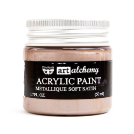 Prima Marketing Art Alchemy Acrylic Paint Metallique Soft Satin (964443)