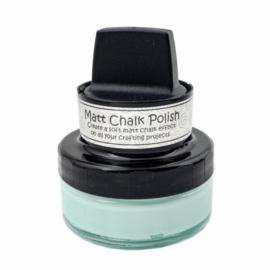 Cosmic Shimmer Matt Chalk Polish Aqua 50ml