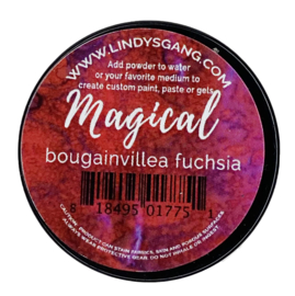 Lindy's Stamp Gang Bougainvillea Fuchsia Magical (mag-jar-01)