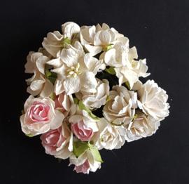 Gardenias & Roses