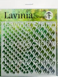 Charming – Lavinia Stencils ST024 20 x 20 cm