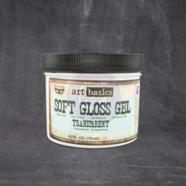 Finnabair Art Basics Soft Gloss Gel (250ml) (961435)