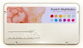 Nuvo watercolour potloden - Pastel Highlights 522N