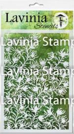Flourish- Lavinia Stencils ST005