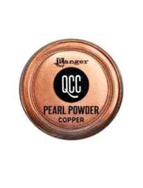 QuickCure Clay Pearl Powders Copper, 0.25oz - QCP71662