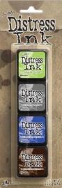 Mini Distress Pad Kit 14 TDPK46745
