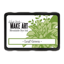 Ranger MAKE ART Dye Ink Pad Leaf Green WVD64336 Wendy Vecchi