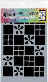 Ranger Dylusions Stencils Square Dance - Small DYS75301