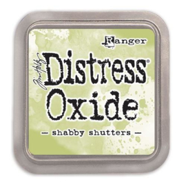 Ranger Distress Oxide Ink Pad- Shabby Shutters TDO56201