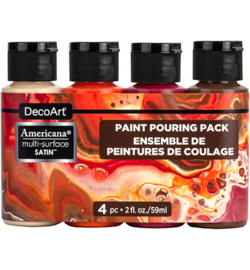 Multi-Surface Molten Lava Pouring Kit DASK511 59 ml