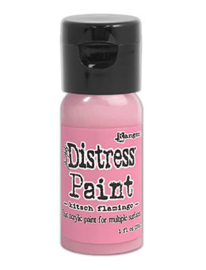 Ranger Distress Paint Flip Cap Bottle 29ml - Kitsch Flamingo TDF72638
