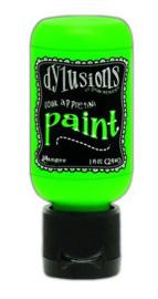 Ranger Dylusions Paint Flip Cap Bottle 29ml - Sour Appletini DYQ70641