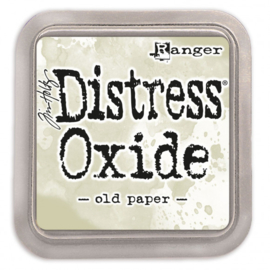 Ranger Distress Oxide Ink Pad - Old Paper TDO56096 Tim Holtz