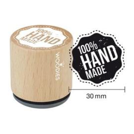 Woodies 100% handmade Rubber Stamp (WE5003)