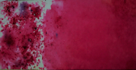 Brusho Small Size Colours 15g - Alizarin Crimson