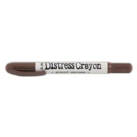 Distress Crayons Ground Espresso TDB52043