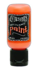 Ranger Dylusions Paint Flip Cap Bottle 29ml - Squeezed Orange DYQ70658