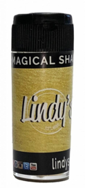 Lindy's Stamp Gang Glittering Gold Magical Shaker (mshake-21)