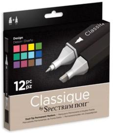 Spectrum Noir Classique (12 stuks) - Design