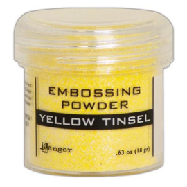 Ranger Embossing Powder 34ml - Yellow Tinsel EPJ64596