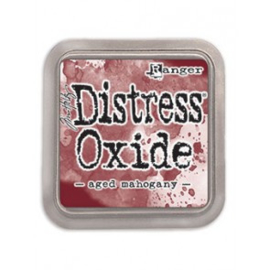 Ranger Distress Oxide Ink Pad - Aged Mahogany TDO55785