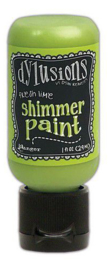 Ranger Dylusions Shimmer Paint Flip Cap Bottle - Fresh Lime DYU74410
