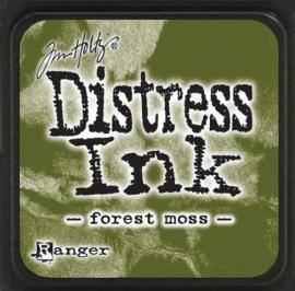 Distress Mini Ink Pad Forest Moss TDP39983