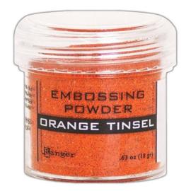 Ranger Embossing Powder 34ml - Orange Tinsel EPJ64558