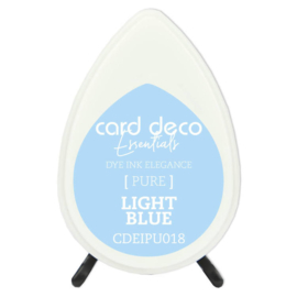Card Deco Essentials Fade-Resistant Dye Ink Light Blue  CDEIPU018