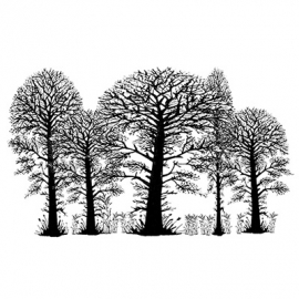 Lavinia Stamps Trees