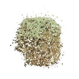 Cosmic Shimmer Glitterbitz Golden Sand